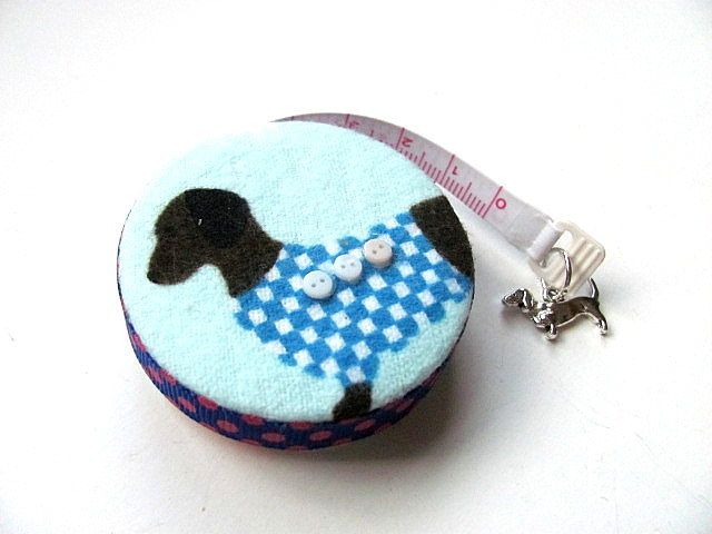 Measuring Tape Sweater Dachshunds Retractable Tape Measure