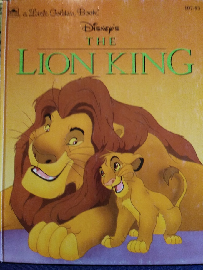 Little Golden Books in great condition