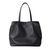 JM040 Women's Soft Calfskin Leather Tote Shopper Shoulder Bag Laptop Handbag
