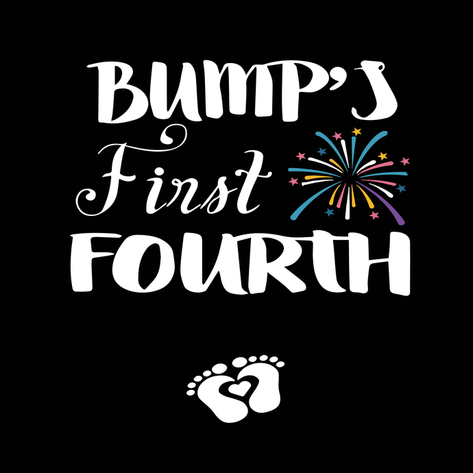 894de6957f164 Bump's first fourth, baby bump 4th, july pregnancy shirt, bump's first 4th,