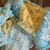 FREE SHIPPING Peter Rabbit Beatrix Potter baby rag quilt blanket