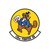 125th Fighter Squadron Patch - Wall Decal - Variety of Sizes Available