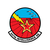 547th Intelligence Squadron Patch - Wall Decal - Variety of Sizes Available