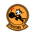 31st Fighting Squadron Patch - Wall Decal - Variety of Sizes Available