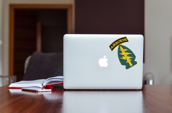 US Army Special Forces CSIB Patch - Wall Decal - Variety of Sizes Available