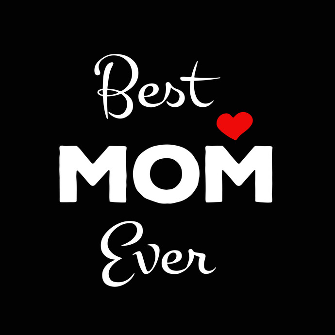 Best mom ever svg, mom svg, png,dxf,eps file for Cricut, Silhouette