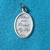 St Francis Charm for dogs and cats with auntique finish
