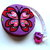 Retractable Tape Measure  Butterfly and Ladybug Measuring Tape