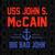 USS John S. McCain The Big Bad John of the Sea Dad svg, Big Bad John DDG-56 USS