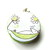Tape Measure Playful Mice Retractable Tape Measure