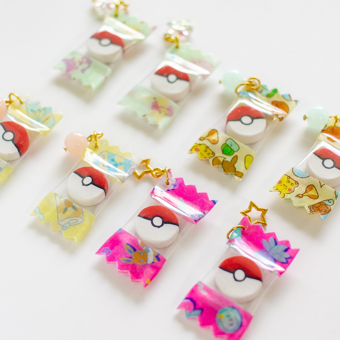 Pokemon Candy Charm