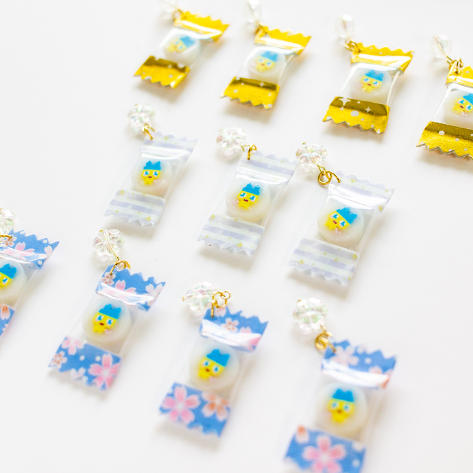 Mametchi Candy Charm