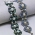 Beading Pattern, Halia, Bracelet Tutorials, Beginner, Beadweaving Pattern, PDF
