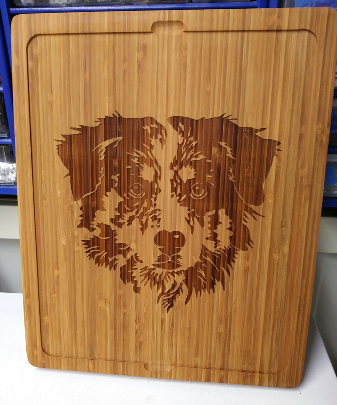 Laser engraved items and services