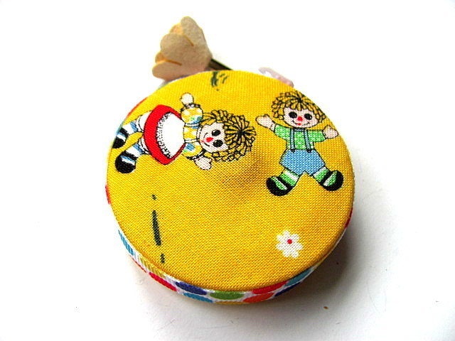 Retractable Tape Measure Rag Dolls Measuring Tape