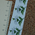 White Flowers Ceramic Waterslide Decals 10-4
