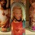 "Dog and Beth Chapman  - 8"" Celebrity Saint Candle Church Window frame"