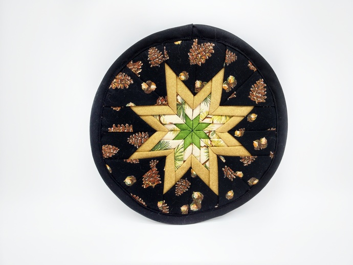 Autumn Hot Pad Table Decor New Home Housewarming Gift, Hostess Gift