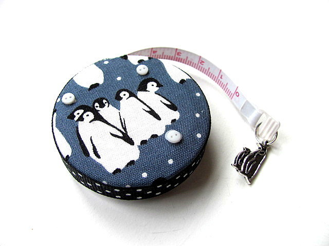 Measuring Tape Penguins Small Retractable Tape Measure