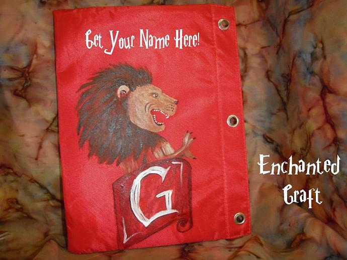 GRYFFINDOR Binder Pouch- show your house pride