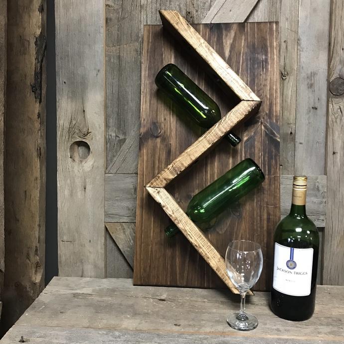 DIY- Daily or Nightly Wine Rack