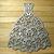 Lacy Dress Metal Cutting Die