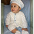 Baby Boy Christening Outfit: 9-12 Months--Crochet Pattern