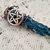 Magic Wand Blue Pentacle