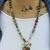 The Power Beaded Necklace in Semi precious Gemstones Hand knot Jewelry by