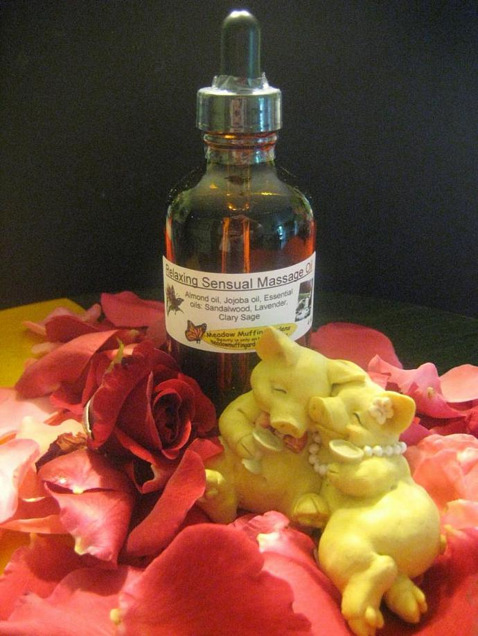 Sensuous Serenity, Relaxation Massage and  Body Oil, Reflexology