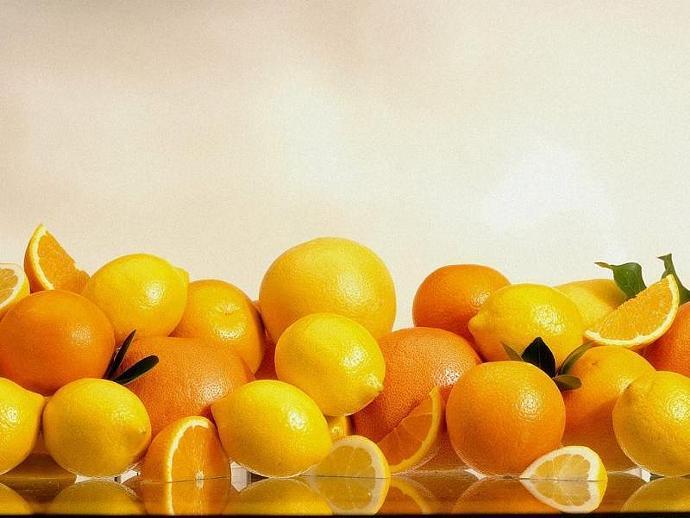 Citrus Fresh Body Powder, talc free