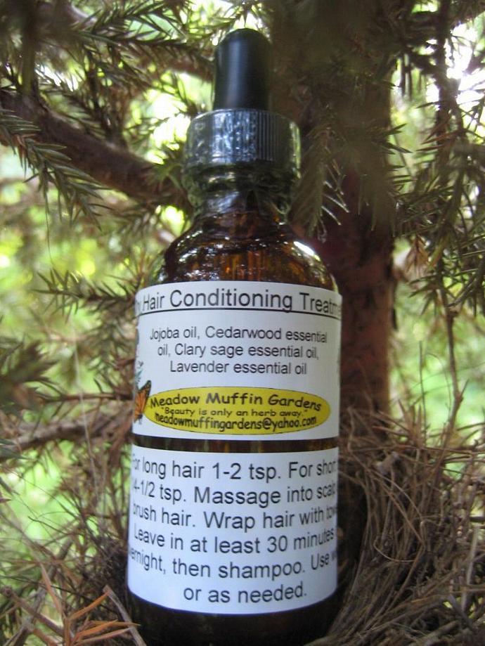 Hair Repair Conditioning Nettle infused Jojoba Oil Treatment, Beard Oil, Dry