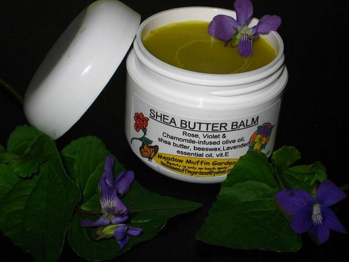 Herbal Shea Butter Balm, Dry Skin, Skin Conditions, Skin Rash, Baby Care,
