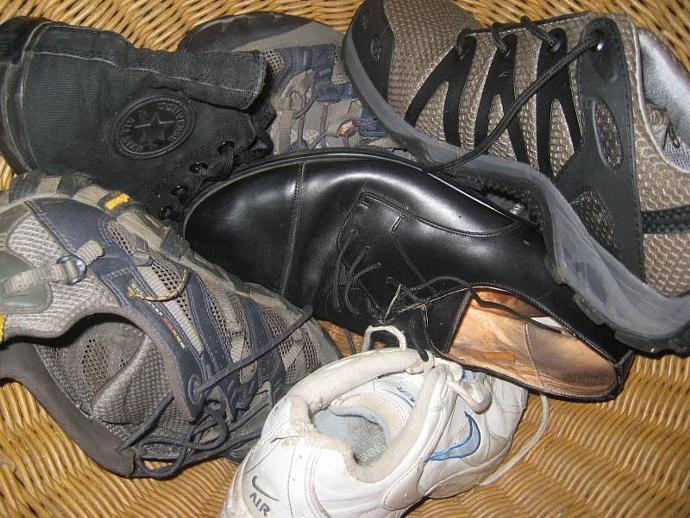 Foot n' Shoe Odor Powder, talc free