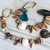 Seashells and Fragments Bracelet