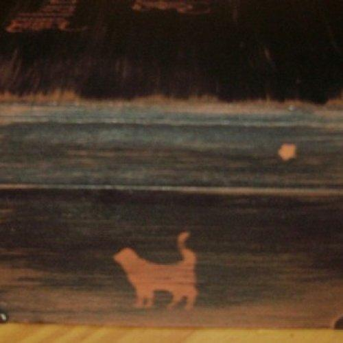 Purses Witchcraft Primitive Witch Black Hat Society Purse Box Witches Wiccan