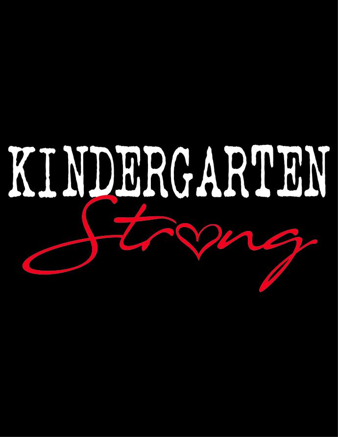 Kindergarten Strong, #kindergartenstrong, SPED life, Teacher life, Teacher