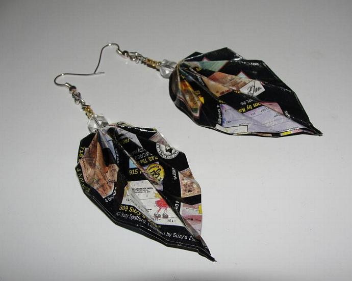 Checks Junkmail Jewels Earrings
