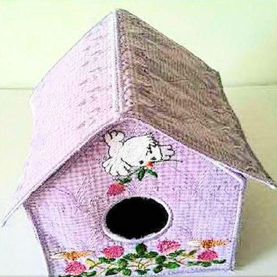 Tissue Box Cover, Kleenex Cover,Bath and Beauty. Ready To Ship