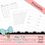 """""""A6-TN-Monthly-Weekly-Lined Inserts"""" Printable Download"""
