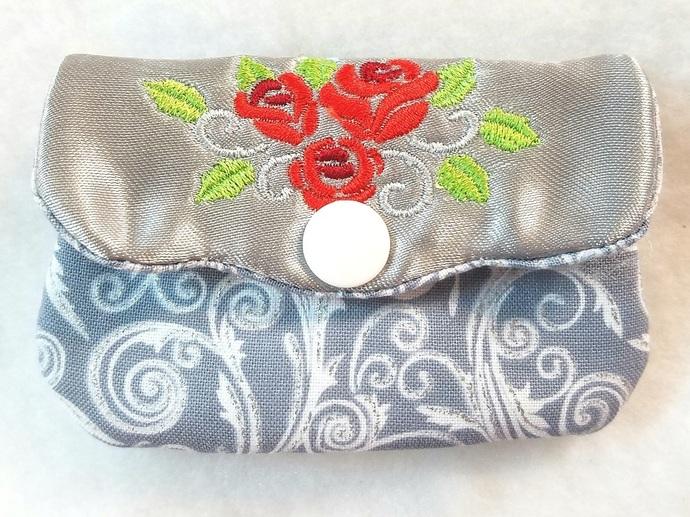 Keepsake Gift Bag Tiny Size Satin Top