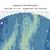 Forest Modern Cross Stitch Pattern, starry night, watercolor, nature, galaxy,