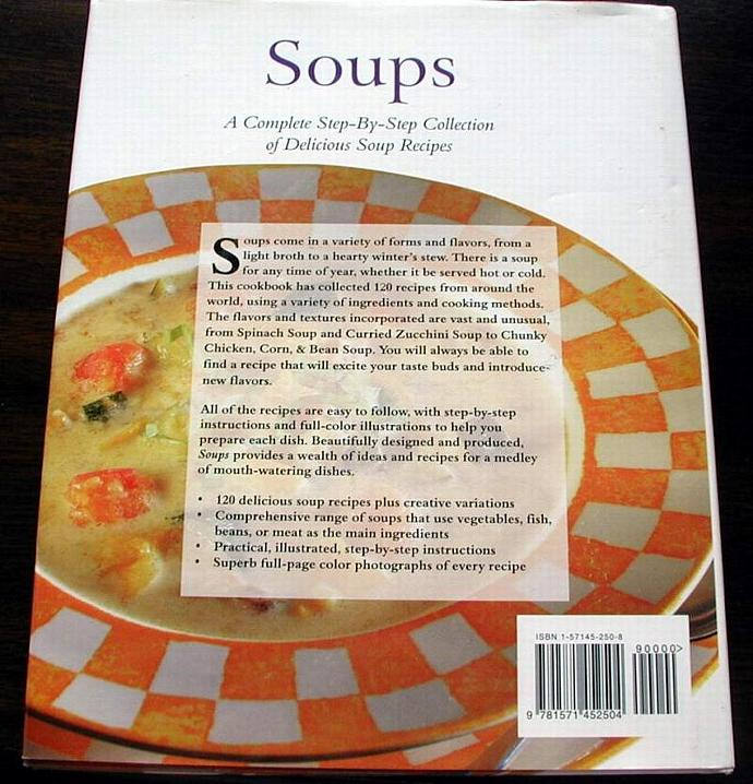What's Cooking Soups. Carole Clements. HBDJ,