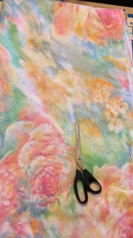 Spring Floral Impression Print