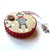 Tape Measure Sock Monkey Retractable Measuring Tape