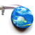 Tape Measure Tropical Fish Retractable Measuring Tape