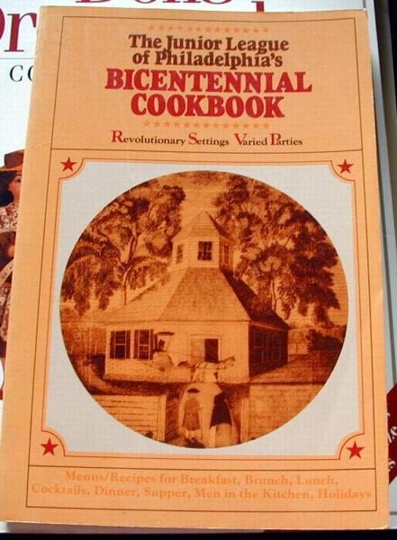 Junior League Philadelphia Bicentennial cookbook
