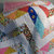 Modern lap quilt, couch throw or toddler crib quilt, chevron patchwork quilt