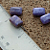 Purple Crazy Lace Agate Beads(9-2163)