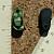 Green Flip Flop Beads